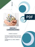 Guia Unidad VIII - Ventas y Consignaciones