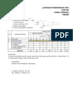 Format Laporan Ppdb 2016 Smp