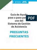 Guía de Ayuda Paso a Paso Para El Uso Del Sistema de Gestión de Asistencia