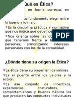 Presentacion OEP Valores Desde Nuesro Modelo 09-0614 (1)