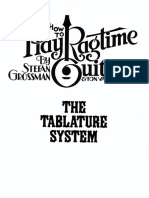 Stefan Grossman & Ton Van Bergeyk - How to Play Ragtime Guitar (1975)