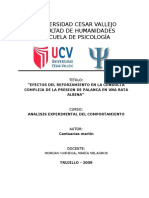 Informe Final de Analisis Experimental Del Comportamiento