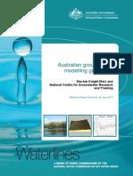 Australian Groundwater Modelling Guidelines