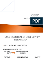 Pkpa Cssd, Inos & Vct