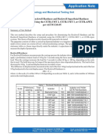ASTM E18-05 AP Note Rockwell Hardness and Rockwell Superficical Hardness