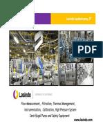 Lasindo Company Introduction 2016 GI