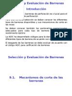 Clases 09 Seleccion y Eleccion de Barrenas