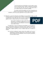 La justificación es una de las funciones más utilizadas en un procesador de textos.docx