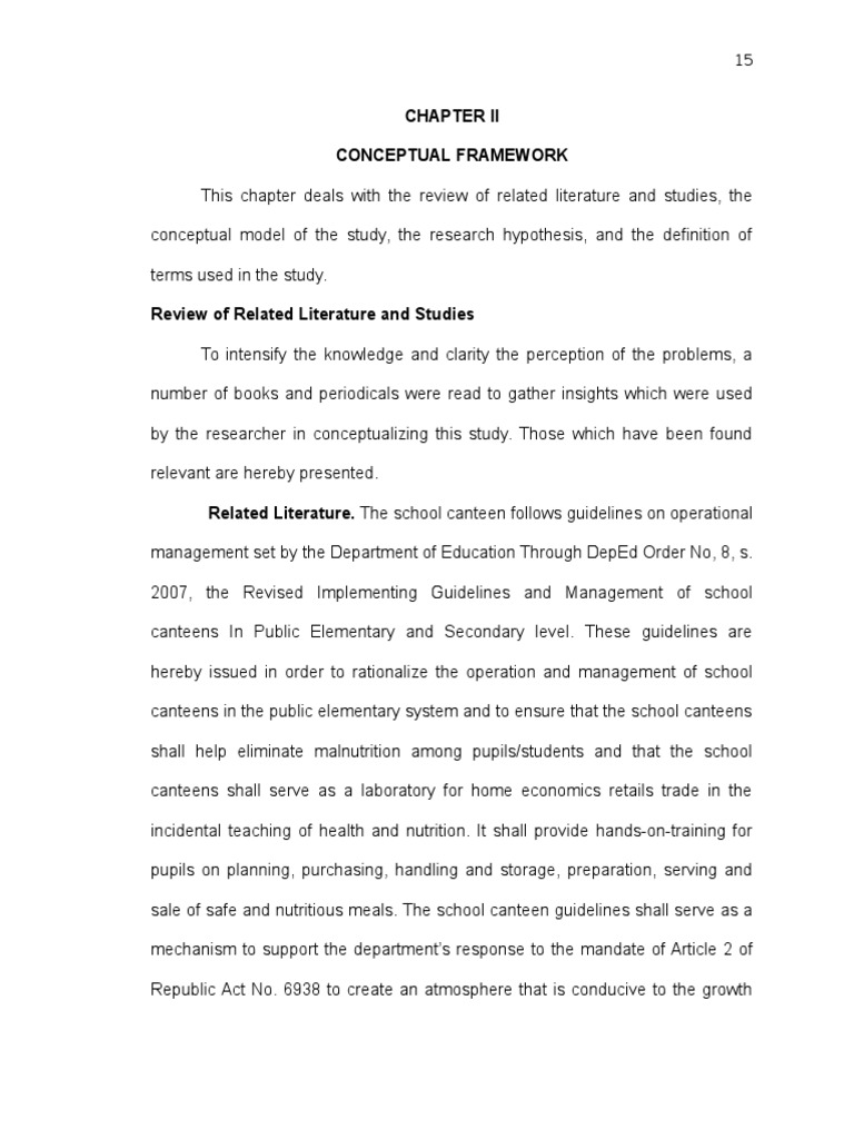 significance of the study in a research paper