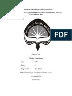 Perananan Dewan Keamanan Dalam Invasi Amerika Ke Irak