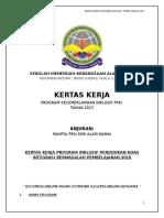 Kertas Kerja Inklusif Ppki 2017