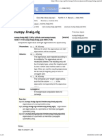 Numpy.linalg.eig — NumPy v1.11 Manual