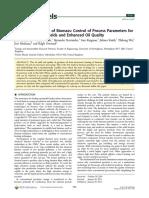 Microwave Pyrolysis of Biomass- Control of Process Parameters