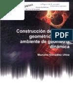 Construcción de Lugares Geométricos en Un Ambiente de Geometría Dinámica