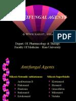 Antifungal Agents Wiwik...
