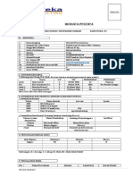 Biodata Rekrutmen Reguler Baru 2016