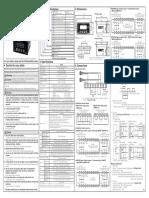 Data Sheet MP5W 4