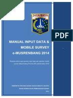 Manual Emusrenbang2014