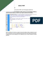 GUIA 3 PHP - CMCC