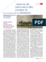 Un destin marcat de prigoana turcească din 1915 și detenția în închisorile comuniste