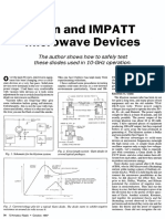 Gunn and IMPATT Microwave Devices.pdf