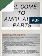 Amul Auto Parts