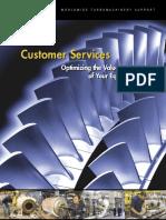 b Customer Services