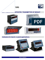 Technical Manual of DGT Indicator