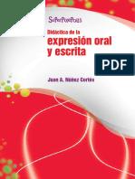 Didáctica de la Expresión Oral y Escrita