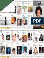 Agenda FNAC (novembro 2016) - Apresentação livro Redes Sociais 360 Vasco Marques