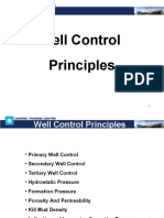 Well Control Principles