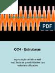 Elementos Compositivos e OC4 ESTRUTURAS - ESCHER