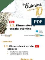 m2- Teoria Atómica e Molecular