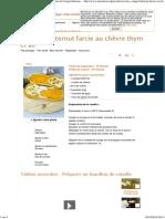 Courge butternut farcie au chèvre thym et ail _ Recette de Courge butternut farcie au chèvre thym et ail - Marmiton.pdf