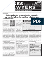 Understanding Income Approach(2001)