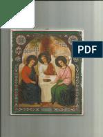 Icoane Ortodoxe-Sfanta Treime