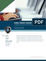 E -Training CourseSyllabus CLEAR Rev 06-16 English