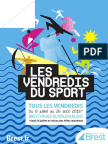 Vendredis Sport