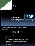 CISSP - 8 Software Development Security