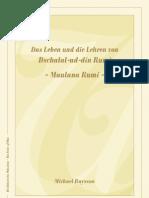 UoM – Das Leben und die Lehren von Dschalal-ud-din Rumi – Maulana Rumi