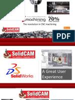 SolidCAM IMachining Presentation