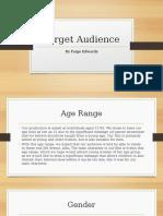 Target Audience (2)