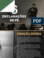 Helio Peixoto - 6 Declarações de Fé (1)