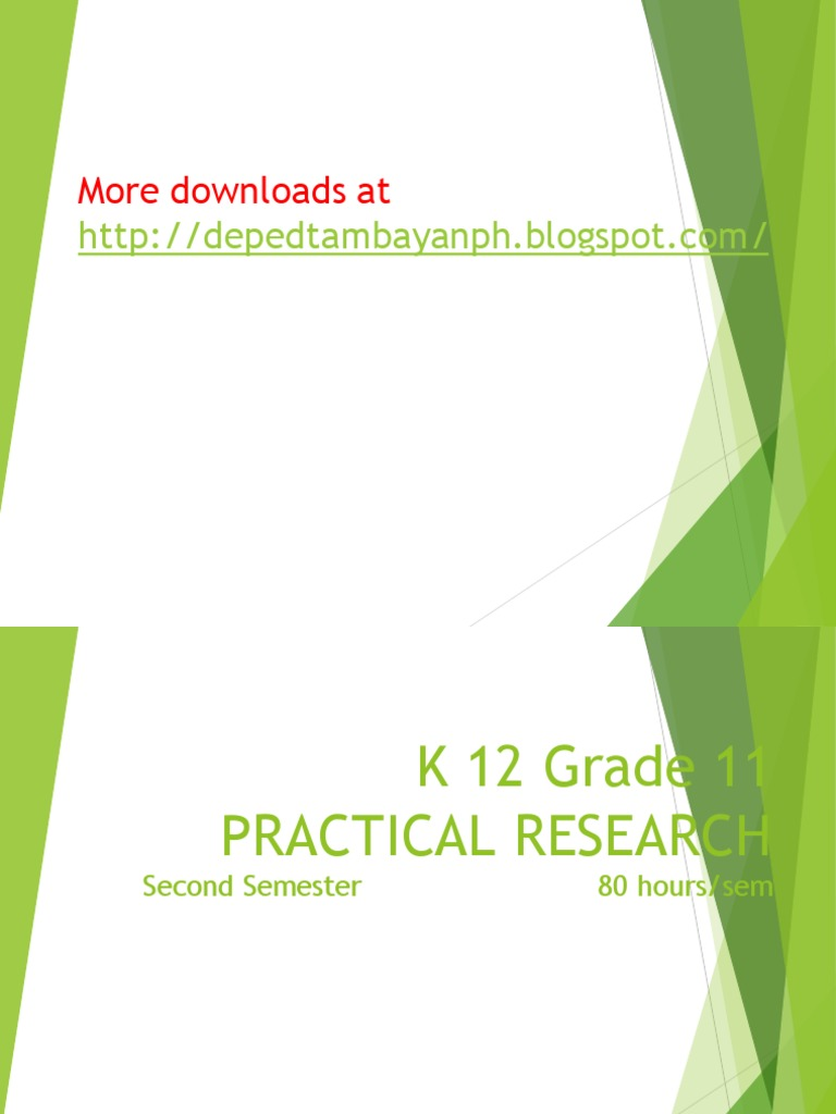 K 12 grade 11 practical research 1 simplified quantitative k 12 grade 11 practical research 1 simplified quantitative research scientific method fandeluxe Choice Image