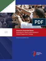 Obama Public Engagement Strategy