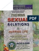 Sexual Relations & Married Life by Sheikh Musa Karmadi