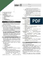 6. Medicine II_Acute Diarrhea_2014A