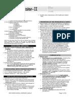 9. Medicine II_Infection Control_2014A