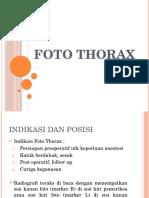 Thorax, Mediastinum & Cardiovascular