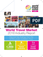WTM Industry Report 2016